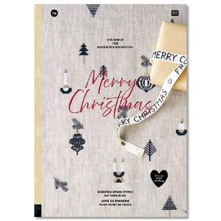 Stickbuch - Merry Christmas