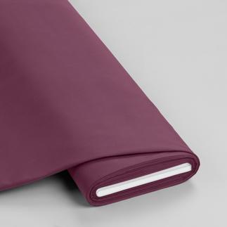 Meterware - Basic-Stoffe, Purpurviolett Basic-Stoffe aus Baumwolle