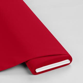 Meterware - Basic-Stoffe, Rot Basic-Stoffe aus Baumwolle