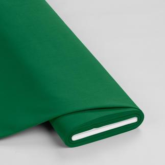 Meterware - Basic-Stoffe, Grasgrün Basic-Stoffe aus Baumwolle