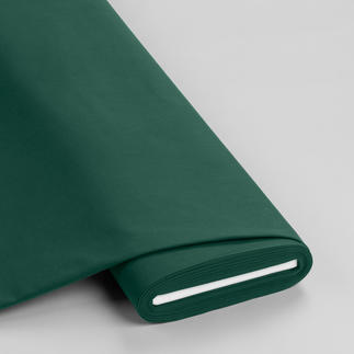 Meterware - Basic-Stoffe, Moosgrün Basic-Stoffe aus Baumwolle