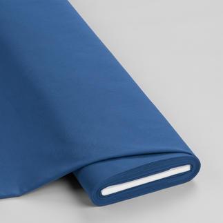 Meterware - Basic-Stoffe, Violettblau Basic-Stoffe aus Baumwolle