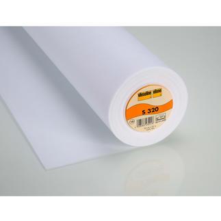 Meterware - Vlieseline® S 320 – Leichte Einlage Praktisches Zubehör von Vlieseline®