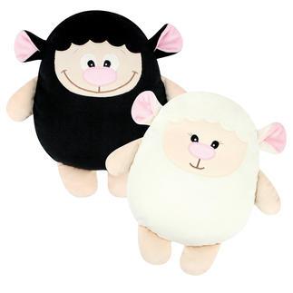 Nähpackung - Schafe Lari & Lars Kullaloo – Zuckersüße Kuschelfreunde zum Selbernähen