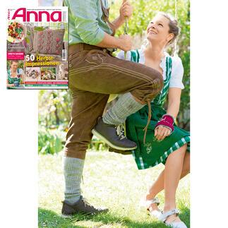 Handstulpen und Trachtenstrümpfe aus Anna 9/20
