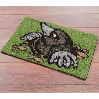 Fußmatte - Maulwurf