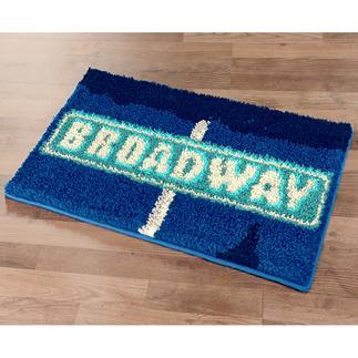 Fußmatte - Broadway