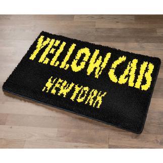 Fußmatte - Yellow Cab