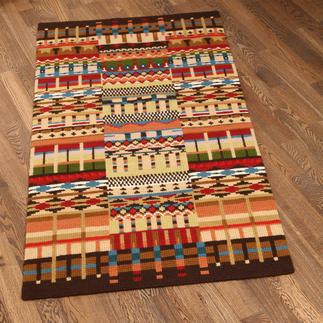 Kreuzstickteppich - Sathmar Stickteppiche - die robusten Prachtstücke