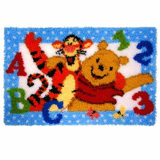 Teppich - Winnie & Tigger