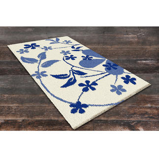 Teppich - Bleu