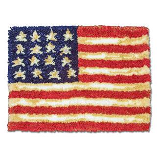 Fußmatte - USA-Flagge