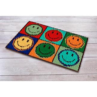 Fußmatte - Don't worry Pflegeleichte Fußmatten