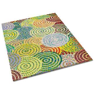 Teppich - Variete Farbenfrohes Wohndesign.