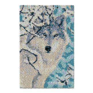 Wandbehang - Polarwolf