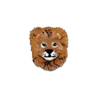 Löwen-Kissen