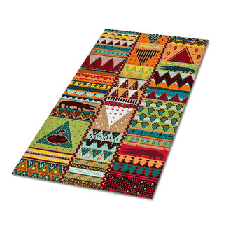Kreuzstickteppich - Curico Stickteppiche - die robusten Prachtstücke