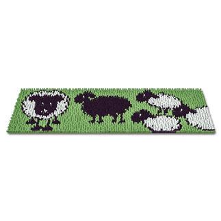 Fußmatte - Schwarzes Schaf