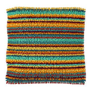 Knüpfkissen - Colores