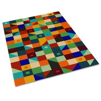 Kreuzstichteppich - Quadro Stickteppiche - die robusten Prachtstücke