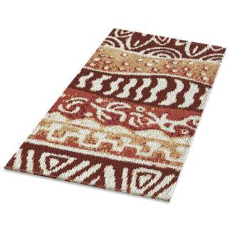 Teppich - Maori Tradition und Moderne.