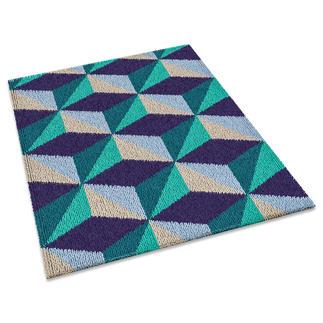 Teppich - Illusion Modern und jung!