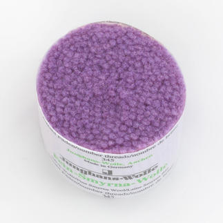 Feinsmyrna-Knüpfpack, 20 g Für Ihre eigenen Entwürfe: hochwertige Junghans-Garne zum Knüpfen Für Ihre eigenen Entwürfe: hochwertige Junghans-Garne zum Knüpfen