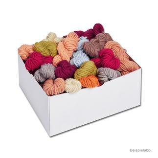 Überraschungspaket Acryl-Smyrna-Strangwolle - 20 Stränge Lassen Sie sich überraschen!