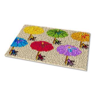 Fußmatte - Party Schirmchen