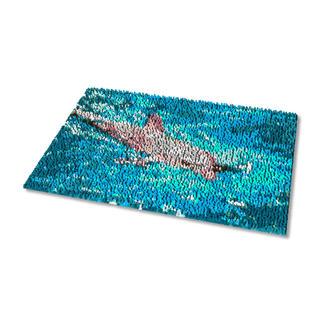 Fußmatte - Delfin