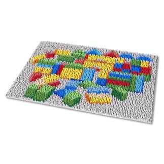Fußmatte - Bauklötze