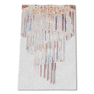 Wandbehang - Kristall