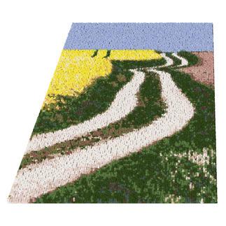 Teppich - Feldweg
