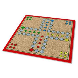 Teppich - Gesellschaftsspiel, B-Ware