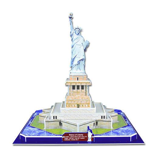 3D-Bauwerk - Freiheitsstatue