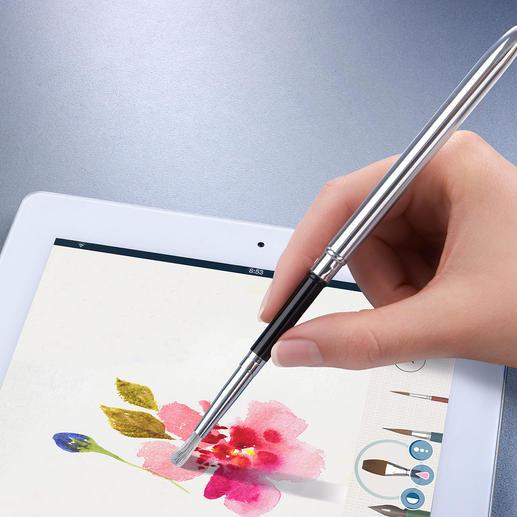 Touchscreen pinsel pen - Couchscreen leinwand ...
