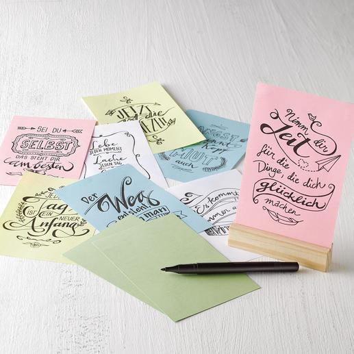 Gestaltungs-Ideen