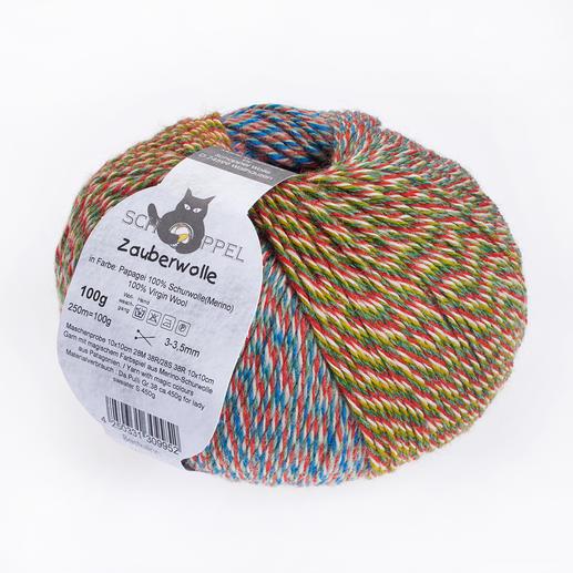 Zauberwolle von Schoppel-Wolle