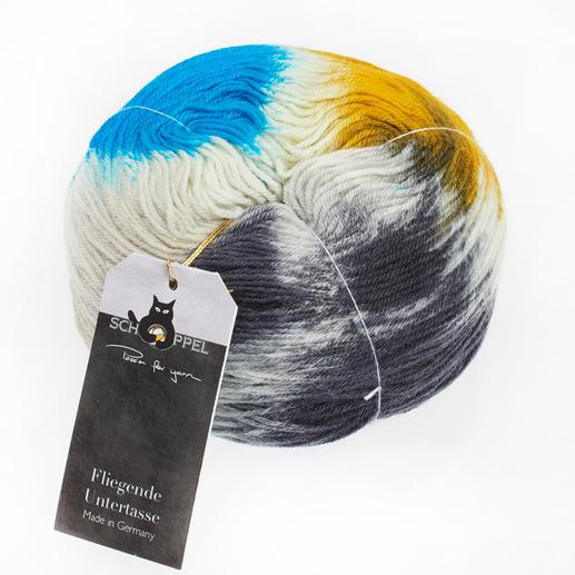 Fliegende Untertasse von Schoppel Wolle, Mondjuwelen