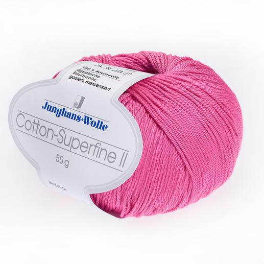 Cotton-Superfine II von Junghans-Wolle