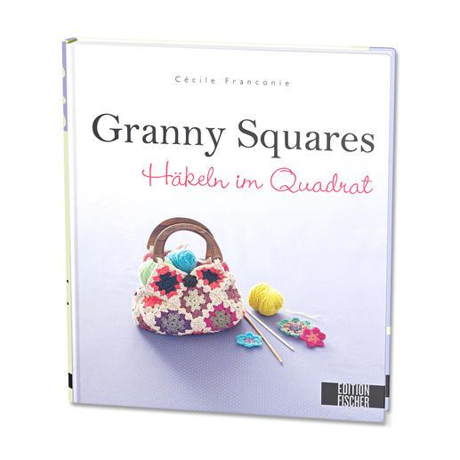 buch granny squares h keln im quadrat. Black Bedroom Furniture Sets. Home Design Ideas