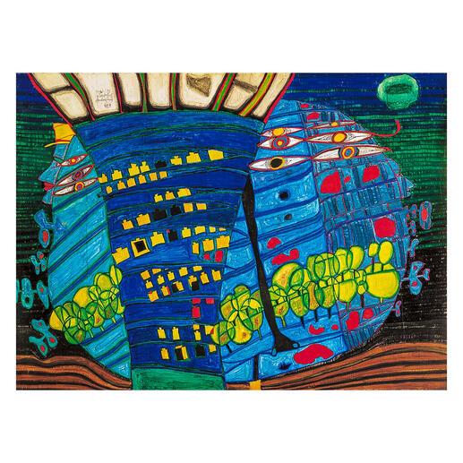 1432 Der Blaue Mond - Werk 650