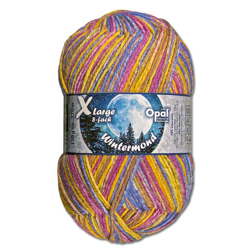 Opal XLarge Wintermond 8-fach