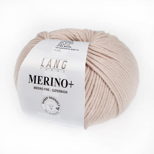 Merino+ von LANG Yarns Merino+ von LANG Yarns