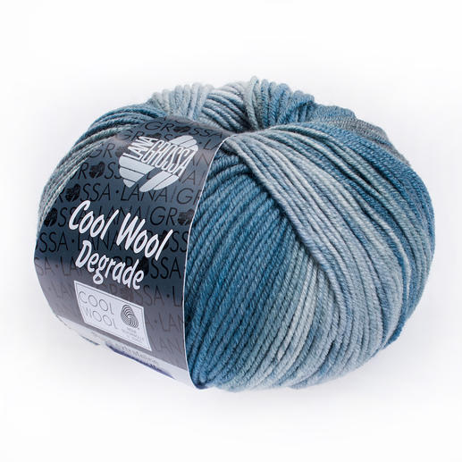 Cool Wool Degradé von Lana Grossa