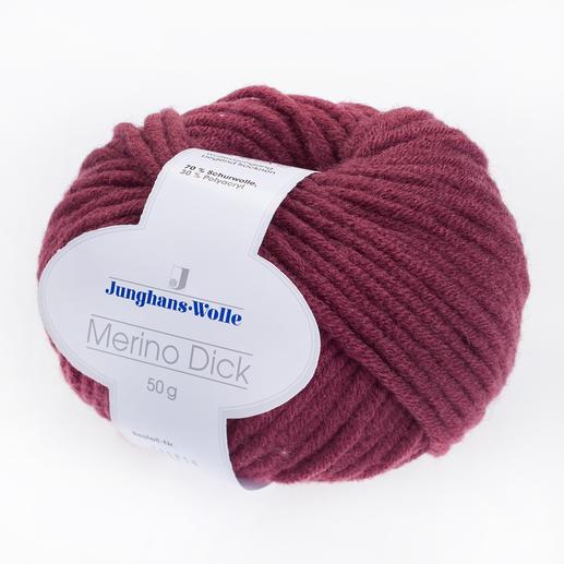 Merino Dick von Junghans-Wolle