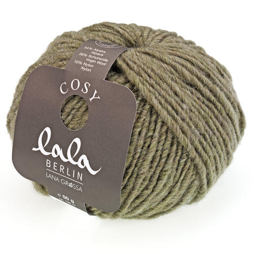 Cosy (lala Berlin) von Lana Grossa