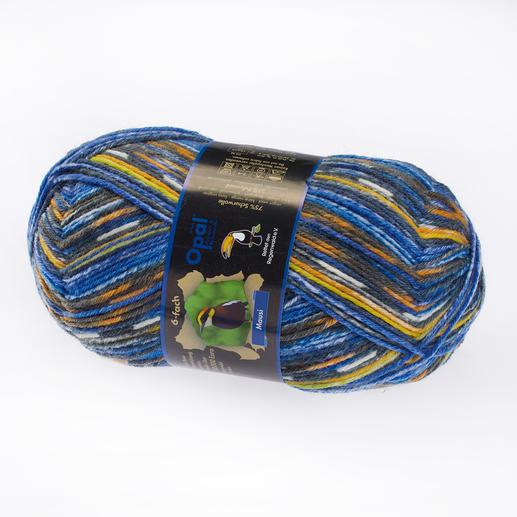 Opal Pullover- & Sockenwolle Regenwald XII 6-fach