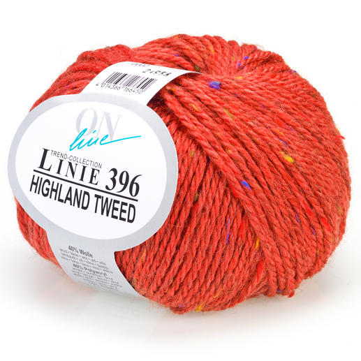 Linie 396 Highland Tweed von ONline