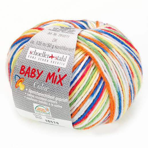 Baby Mix Color von Schoeller+Stahl